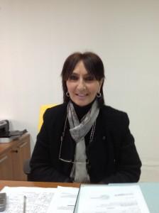 Loretta Tufo dirigente GBGrassi