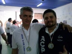 Alessandro Cavallin, Emanuele Isgrò