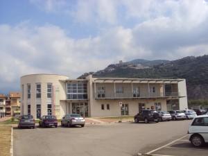 centro civico monticchio
