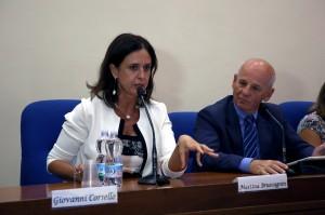 Martina Bruscagnin, Presidente di Vivere Onlus Coordinamento Nazionale delle Associazioni per la Neonatologia