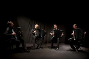 AccoENSEMBLE Quartet