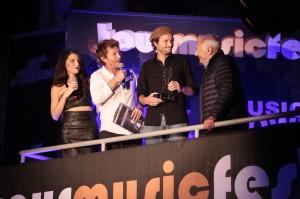 Mogol Tour Music Fest, Marco Maccarini VJ, Micaela Foti