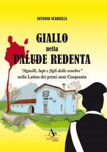 Giallo Palude Redenta - cover