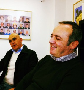 Marco Carpineti e Nazzareno Milita Pres. Cincinnato