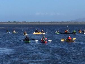 a pesca Laguna di ponente