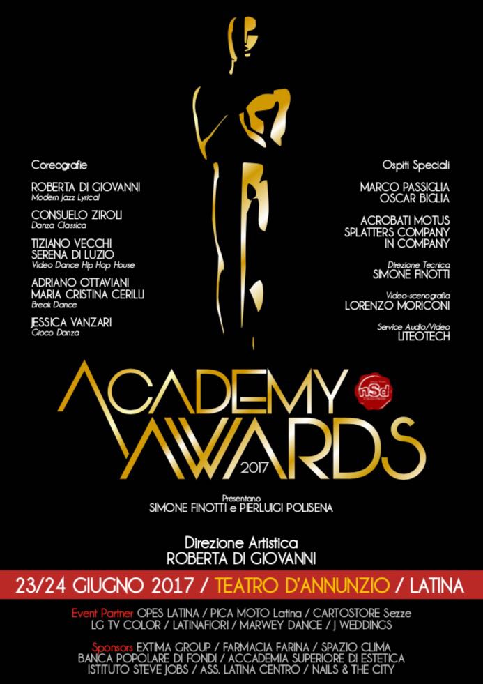 Locandina Accademy Awards
