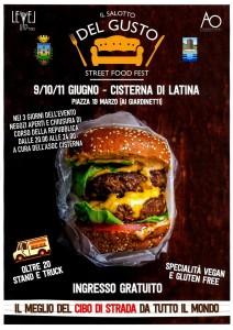 Salotto del Gusto - streetfood - locandina