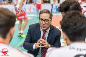 VOLLEY SUPERLEGA 2016-2017: EXPRIVIA MOLFETTA Vs LPR PIACENZA