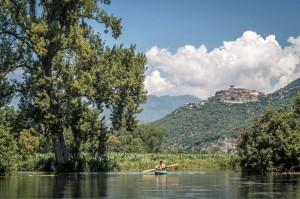 fiume cavata