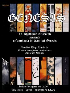 Locandina Genesis