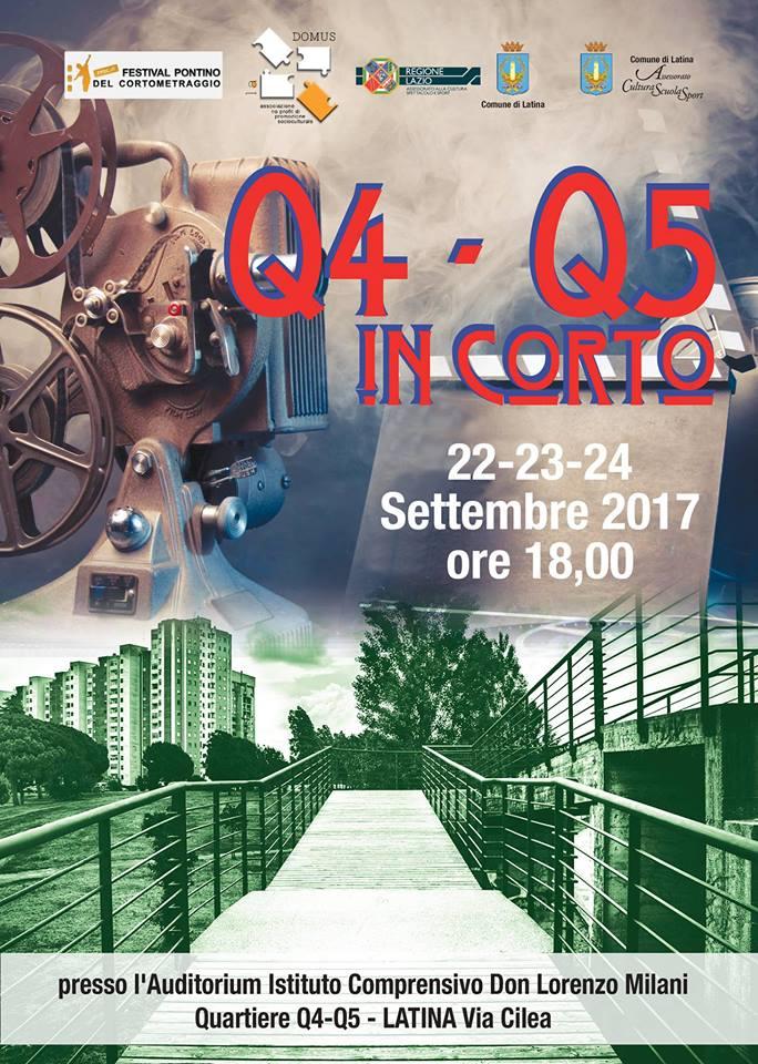 locandina Q4-Q5 in Corto