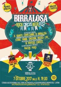 BIRRALOSA Rock Circus Beer  Fest