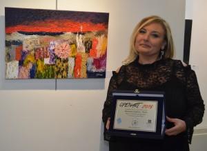 Claudia Artuso 1° Premio OpenArt 2018