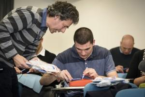 Dott Carletti e la lezione pratica