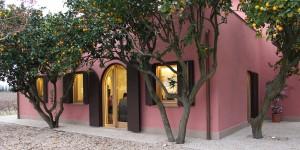 Casa Rosa cantina Giangirolami