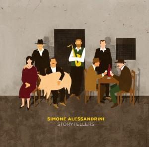 Simone Alessandrini STORYTELLERS
