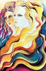Le Due Muse dell'Arcobaleno