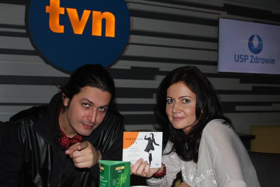 Marco Lo Russo e Agnieska Chrzanowska