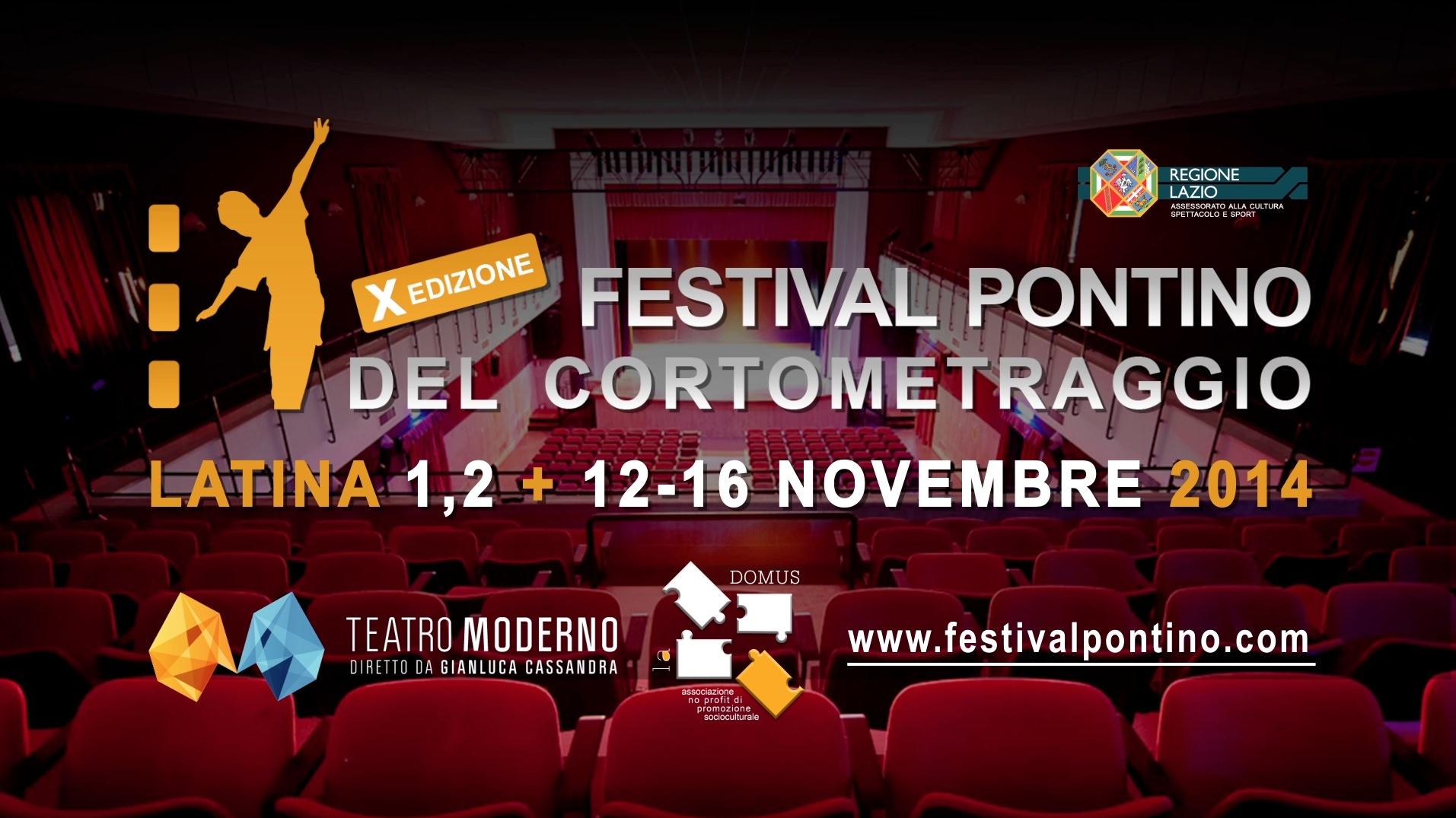 Arriva il Festival Pontino del Cortometraggio