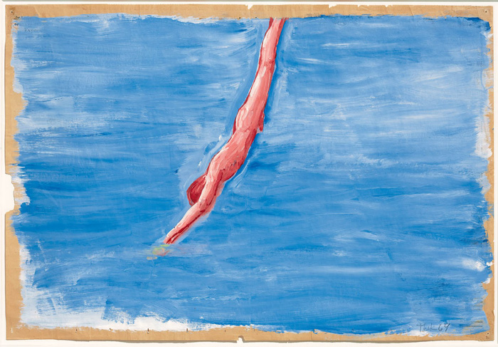 Ponza protagonista della mostra di Paul Thek in una galleria di New York