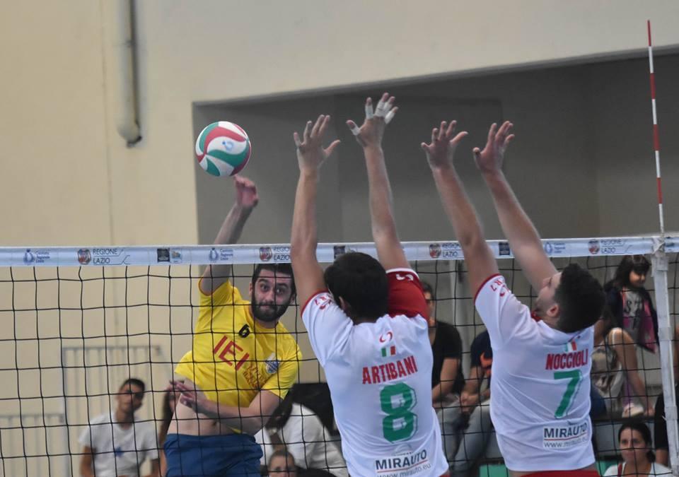 Volley:L'Istituto Estetico Italiano Sabaudia si prepara in vista del campionato