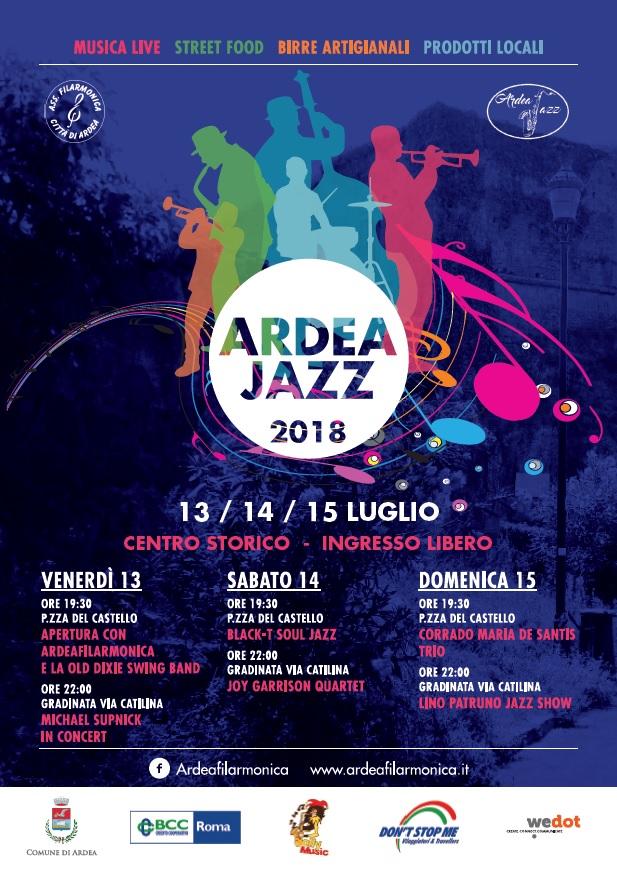 ArdeaJazz 3ª edizione, nel cuore di Ardea