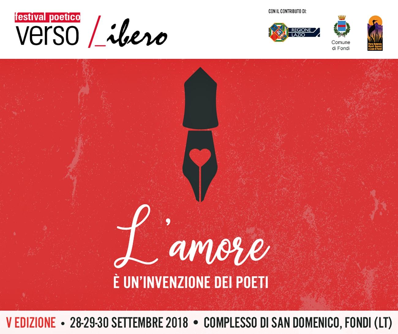 """""""Verso Libero"""" quinta edizione a Fondi"""
