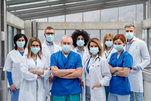 Sabato Giornata Nazionale del personale Sanitario, Sociosanitario e del Volontariato