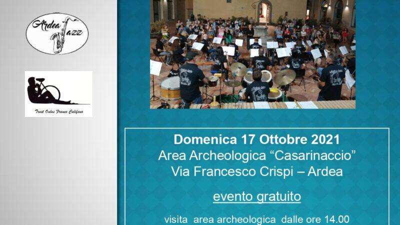 Archeojazz  presenta i cantautori Italiani